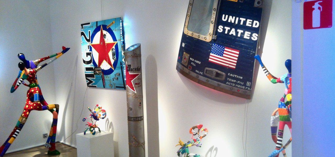 Exposition: ART SYMBOL GALLERY, PARIS