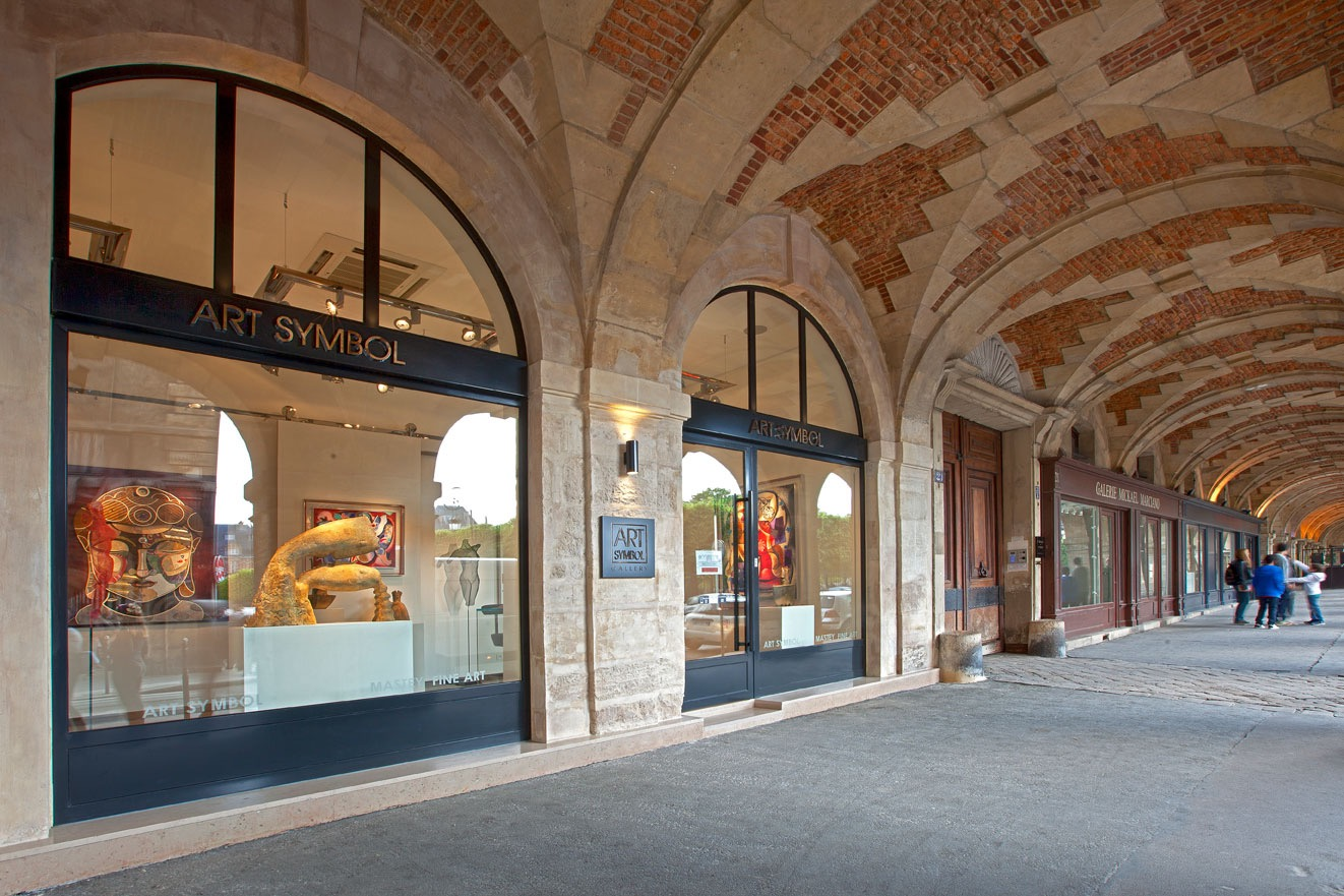 Exposition art symbol gallery paris jic - Salon international d art contemporain toulouse ...